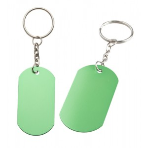 Klíčenka, zelená