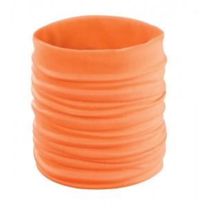 Víceúčelový šátek, oranžová