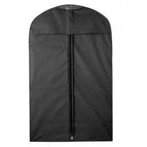 Vak na obleky, černá