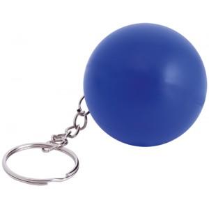 Antistresový přívěšek na klíče, královská modrá