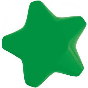 Antistresová hvězda, zelená