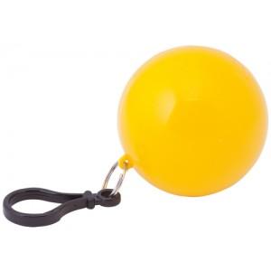 Pláštěnka v pouzdře, žlutá