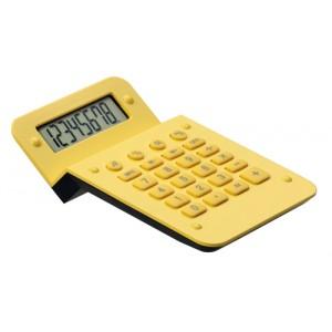 Kalkulačka, žlutá
