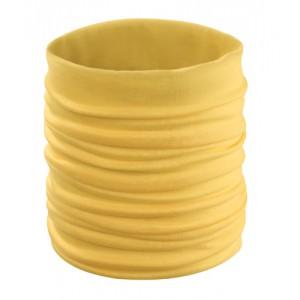 Víceúčelový šátek, žlutá