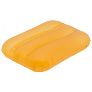 Nafukovací polštářek, oranžová