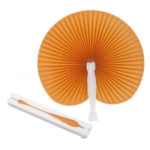Vějíř, oranžová