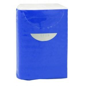 Papírové ubrousky, královská modrá