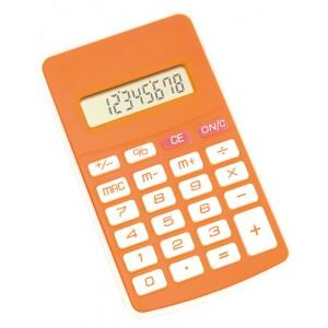 Kalkulačka, oranžová