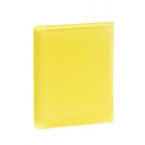 Obal na kreditní karty, žlutá