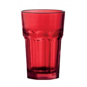 Skleničky na pití, červená