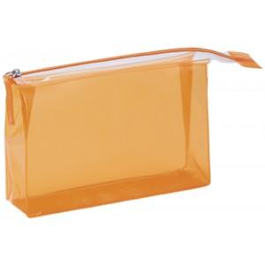 Kosmetická taška, oranžová