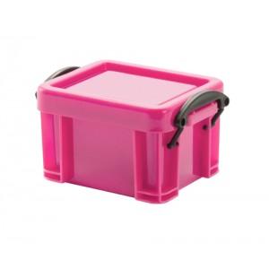Víceúčelový box, růžová