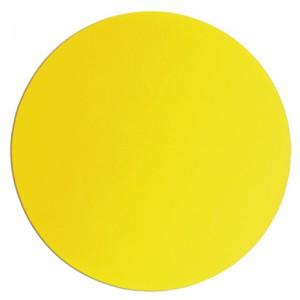 Podložka pod myš, žlutá