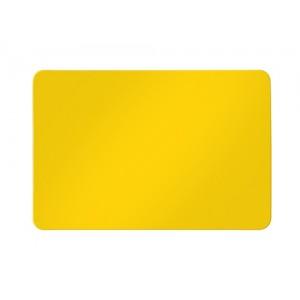 Magnetka na ledničku, žlutá