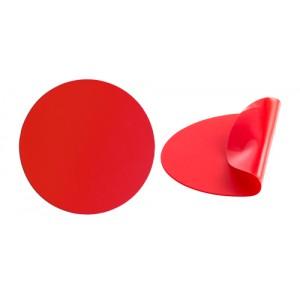Podložka pod myš, červená