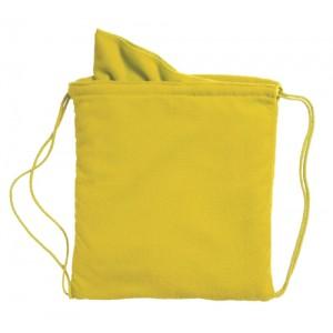 Pytlík na ručník, žlutá
