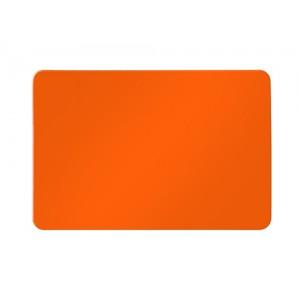 Magnetka na ledničku, oranžová