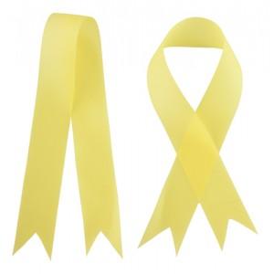 Víceúčelový pásek na ruku, žlutá