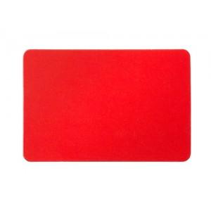 Magnetka na ledničku, červená