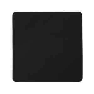 Magnetka na ledničku, černá