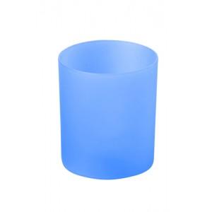 Svíčka se světlem, královská modrá