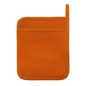 Kuchyňská chňapka, oranžová