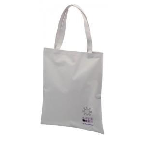 Plážová taška, bílá