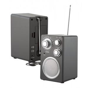 Rádio, černá