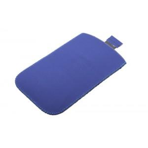 Obal na iPhone, královská modrá