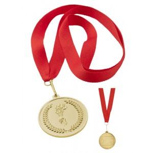 Medaile, zlatá