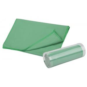 Ručník z mikrovlákna, zelená