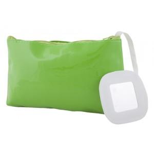 Kosmetická taška, zelená