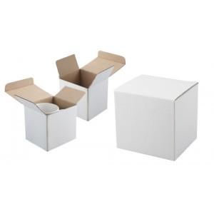 Krabička na hrnky, bílá