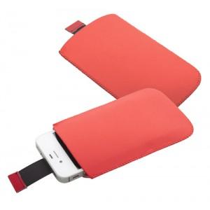 Obal na iPhone, červená