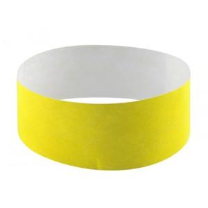 Náramek, žlutá
