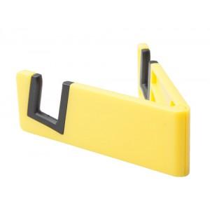 Stojánek na mobil, žlutá