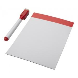 Magnetická tabule, červená