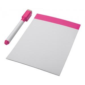 Magnetická tabule, růžová
