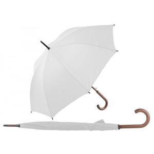 Automatický deštník, bílá