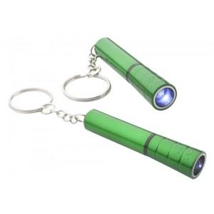 Mini svítilna, zelená