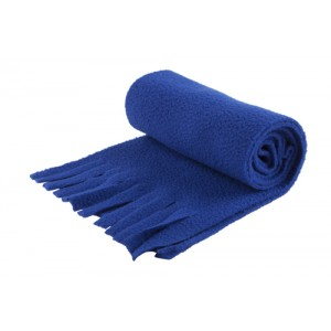 Fleecový šátek, modrá