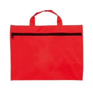 Taška na dokumenty, červená