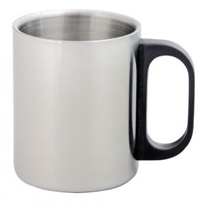 Termohrnek 175 ml, stříbrná