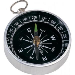 Kompas, stříbrná