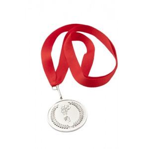 Medaile, stříbrná