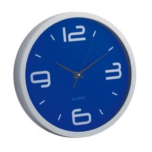 Nástěnné hodiny, královská modrá