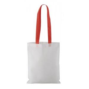 Nákupní taška, červená