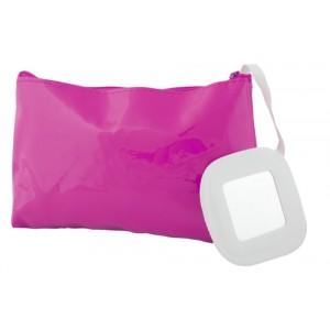 Kosmetická taška, růžová