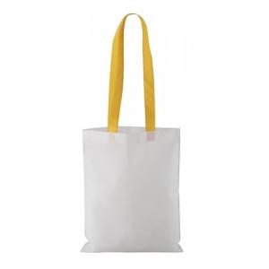 Nákupní taška, žlutá