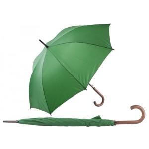 Automatický deštník, zelená